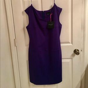 NWT Cynthia Rowley Purple dress